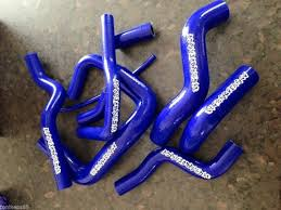 Silicone coolant hose kit