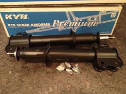 FRONT SHOCK ABSORBERS - PAIR