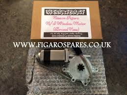 Figaro Window Motor Passenger (BRAND NEW)