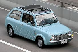 Nissan Pao Roof Canvas