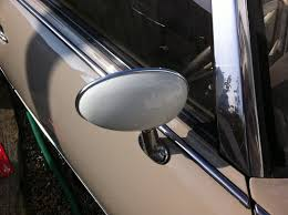 Figaro Chrome Mirror Trim