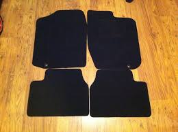 Figaro Tailored Car Mats (Black or Beige)