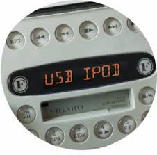 figaro radio refurb + IPOD MP3 UPGRADE