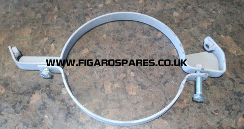 Nissan Figaro Rear Exhaust Silencer Band / Bracket for Nissan Figaro