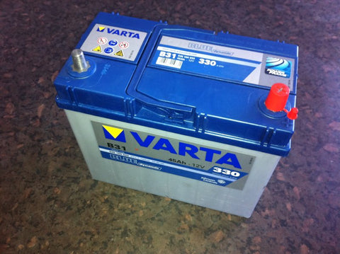 Figaro Varta Battery