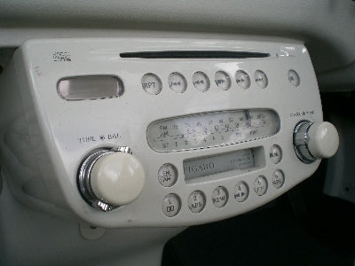 Figaro Radio Fully Working Order
