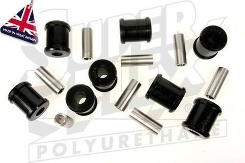 Rear Trailing Arm Poly Bush Kit (Polyurethane)