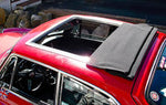 Webasto / Britax Folding Sun Roof Top Cover In Vinyl or Mohair