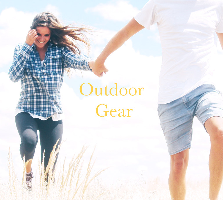 outdoor and active gear