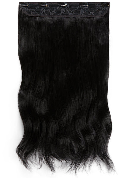 Clip In One Piece/ Volumizer #1 Jet Black