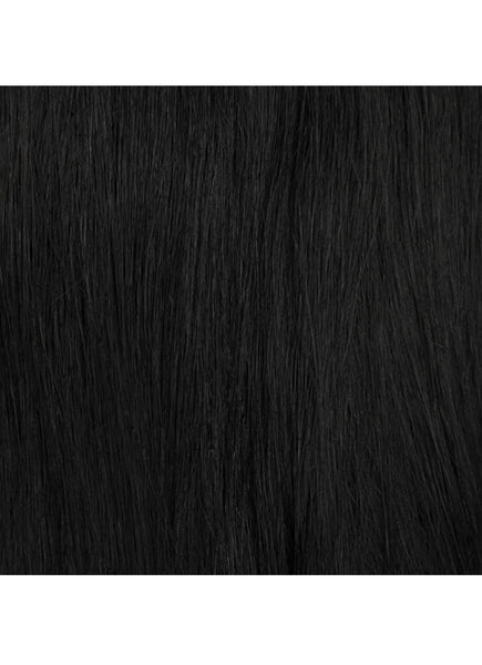 20 Inch Weave/ Weft Hair Extensions #1 Jet Black