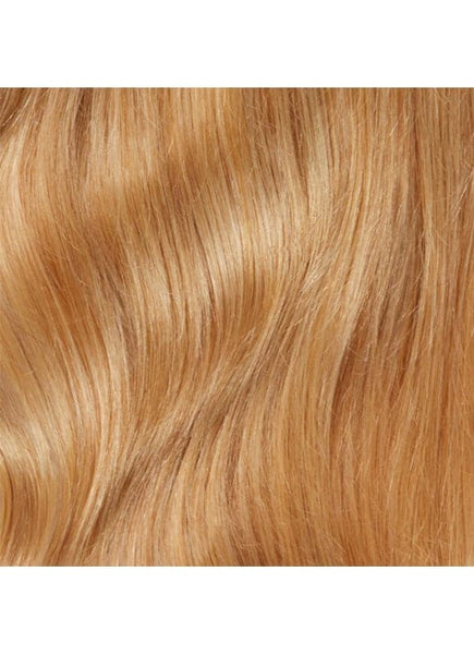 16 Inch Ultimate Volume Clip in Hair Extensions #16 Light Golden Blonde