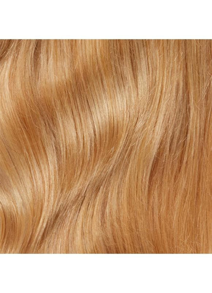 16 Inch Deluxe Clip in Hair Extensions #16 Light Golden Blonde