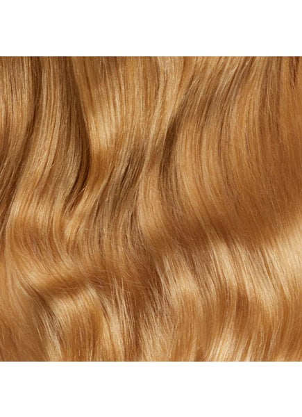 20 Inch Full Volume Clip in Hair Extensions #18 Golden Blonde