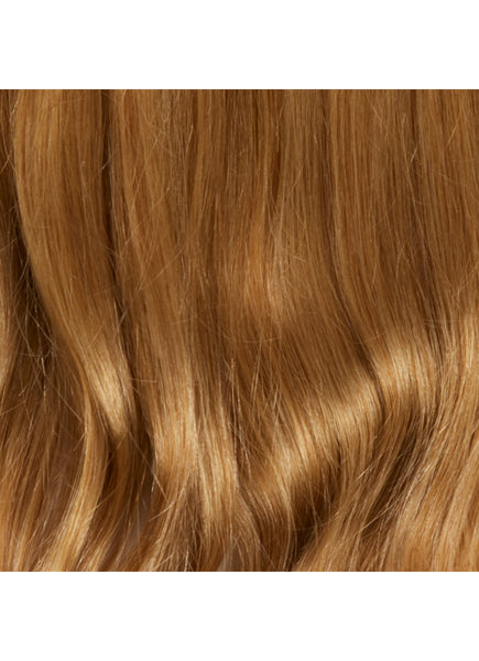 20 Inch Clip In One Piece/ Volumiser #18 Golden Blonde