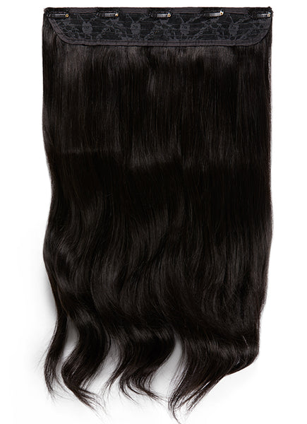 Clip In One Piece/ Volumizer #1B Natural Black