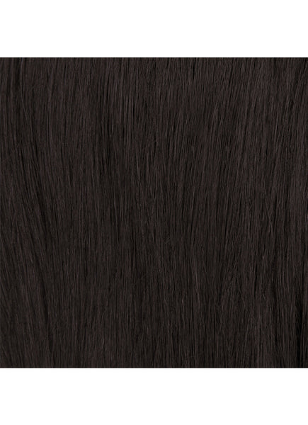 20 Inch Weave/ Weft Hair Extensions #1B Natural Black