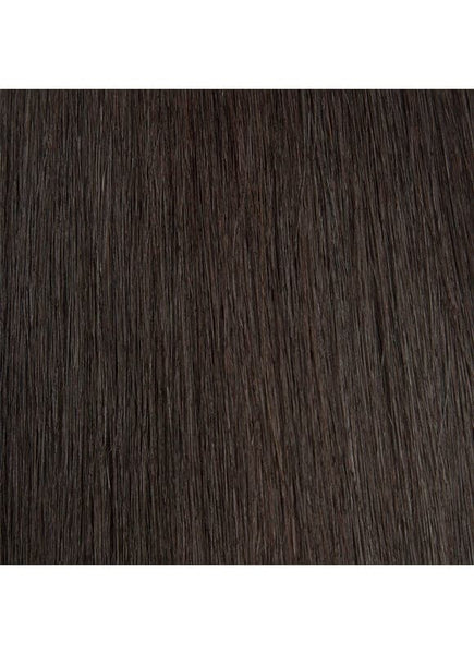 20 Inch Tape Hair Extensions #1B Natural Black