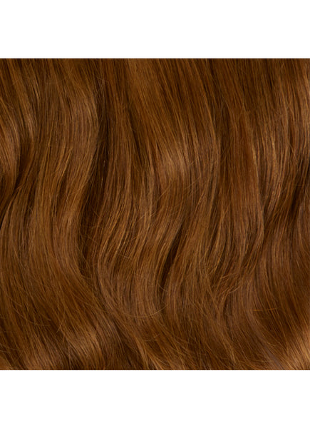 30 Inch Ultimate Volume Clip in Hair Extensions #4 Medium Brown