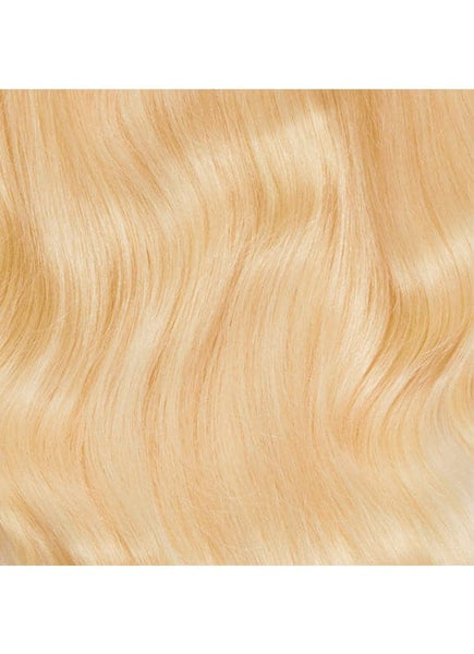 16 Inch Deluxe Clip in Hair Extensions #60 Light Blonde