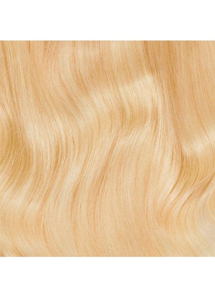 16 Inch Full Head Clip in Hair Extensions #60 Light Blonde