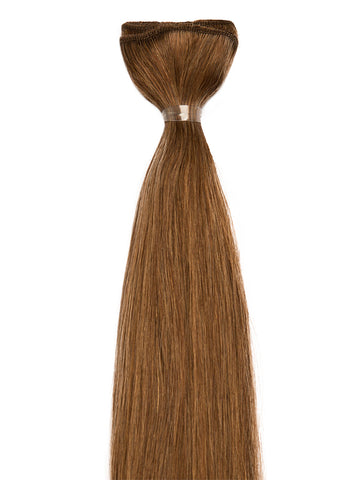 20 Inch Weave/ Weft Hair Extensions #8 Chestnut Brown