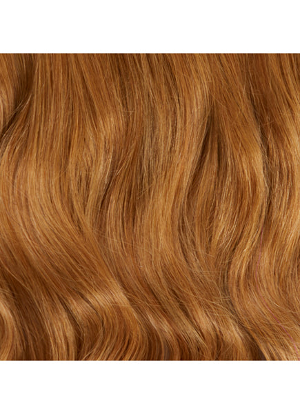 Clip In One Piece/ Volumiser #8 Chestnut Brown
