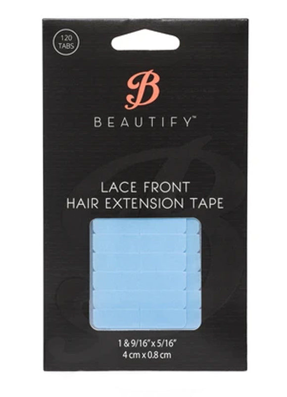 Beautify Lace Front Hair Extension Tape 4 cm x 0.8 cm