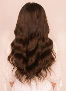 Clip In One Piece/ Volumizer #1C Mocha Brown