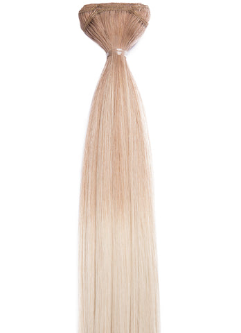 20 Inch Weave/ Weft Hair Extensions #T-Grey/18+60 Ombre