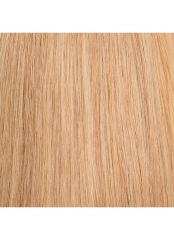 20 Inch Micro Loop Hair Extensions #18 Golden Blonde