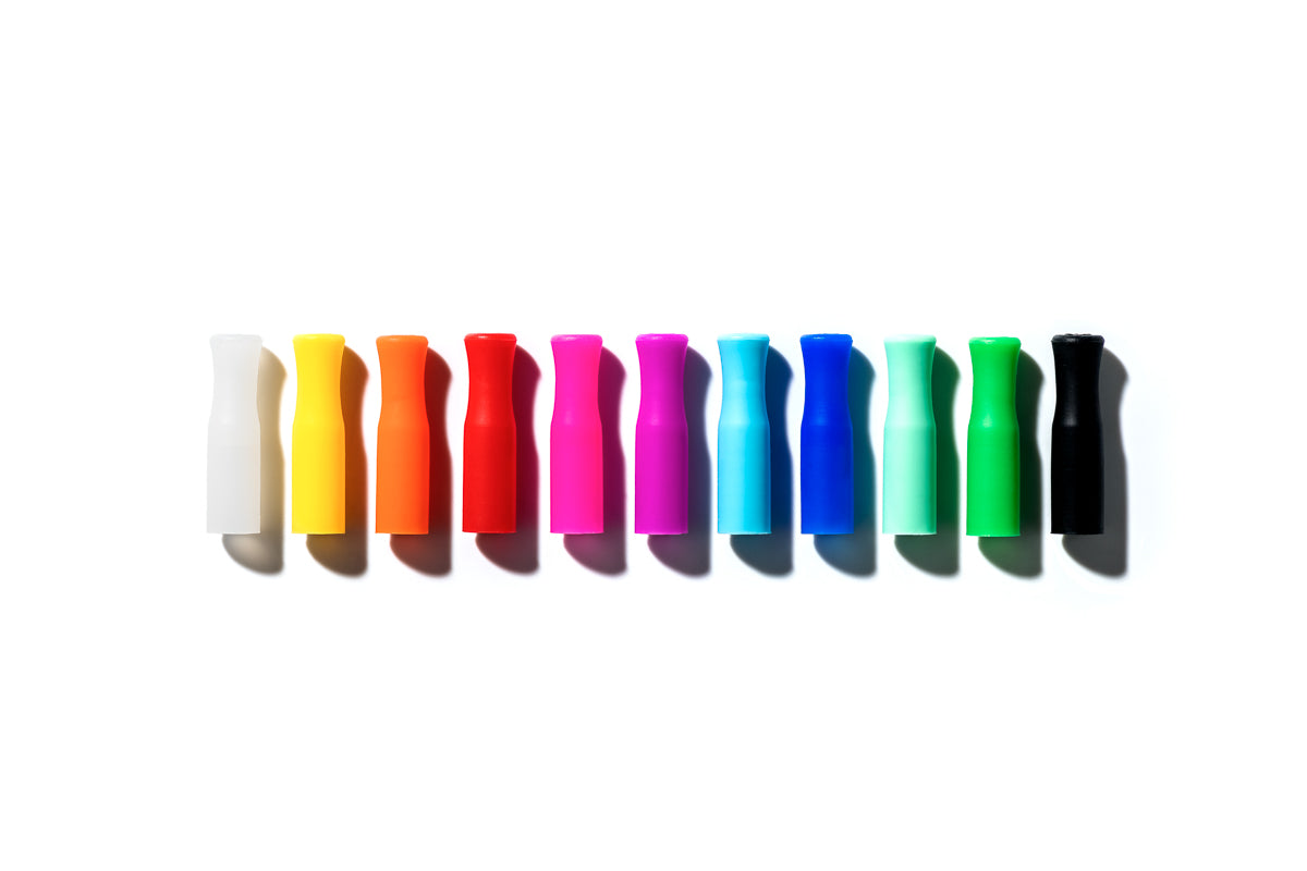 Party Pack of 10 Silicone Tips
