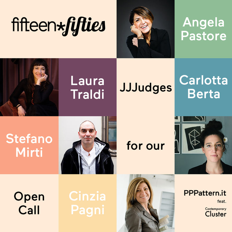 JJJudges, i 5 super esperti della nostra Open Call.