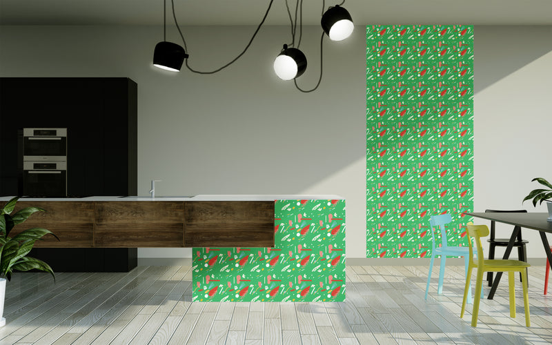 WWWall - Michela Buttignol / Full Garden