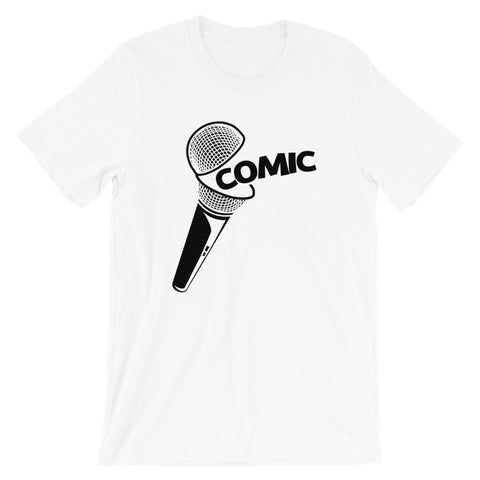 OPEN MIC COMIC - Tell the world!