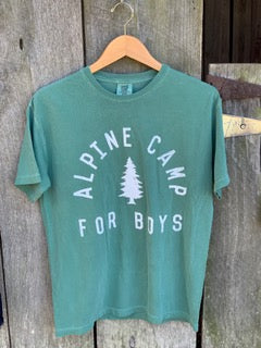 Alpine Camp for Boys T-shirt