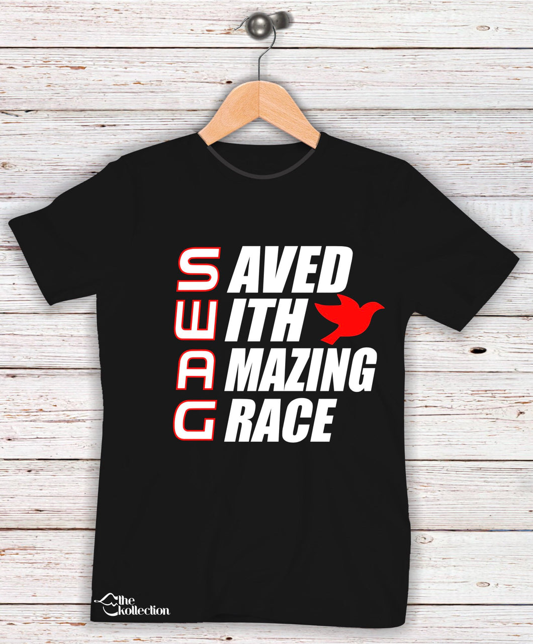 SWAG - Saved With Amazing Grace
