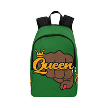 Load image into Gallery viewer, Queen Fist Backpack