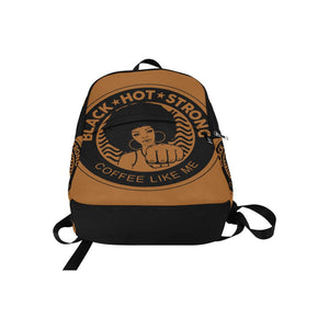 Black Hot Strong Backpack