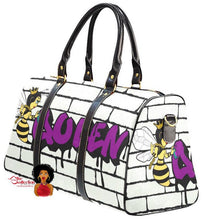 Load image into Gallery viewer, Queen B Duffle Bag