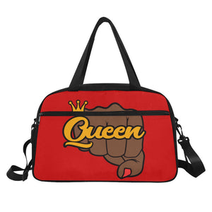 Queen Fist Gym/Overnight Bag