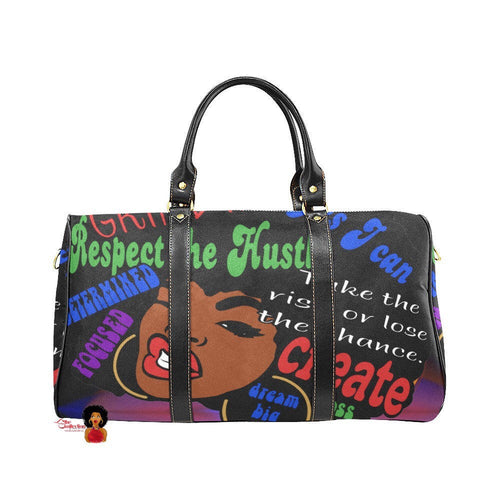 Respect The Grind Duffle Bag