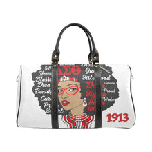 Load image into Gallery viewer, Delta Sigma Theta 1913 Duffle Bag