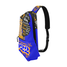 Load image into Gallery viewer, SGRho Afro Drip Chest Bag