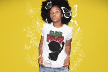 Load image into Gallery viewer, Black Power T-shirt