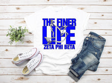 Load image into Gallery viewer, The Finer Life - Zeta Phi Beta