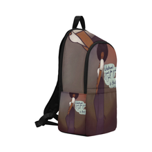 Load image into Gallery viewer, Whatever's Good For Your Soul... Do That.... Backpack