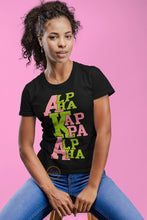 Load image into Gallery viewer, Alpha Kappa Alpha T-shirt