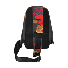 Load image into Gallery viewer, Delta Sigma Theta Strong Chest Bag