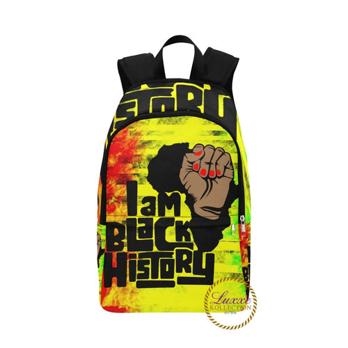 I Am Black History Backpack